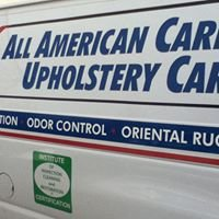 All American Carpet & Upholstery Care