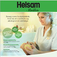 Helsam Klinikken - Din økologiske hudplejeklinik