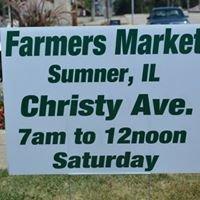 Sumner Farmers Market