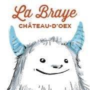 Station été hiver Château-d'Oex La Braye