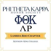 Phi Theta Kappa Lambda Rho Chapter