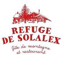 Refuge de Solalex