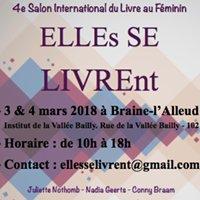 ELLEs se LIVREnt 3 & 4 mars 2018