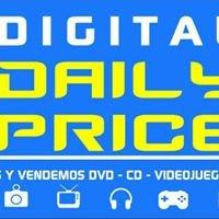 Digital daily price