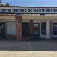 Santa Barbara Screen and Shade