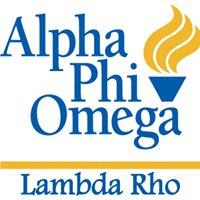 Alpha Phi Omega Lambda Rho
