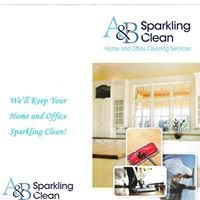 A&B Sparkling Clean Cleaning Service