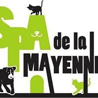 SPA DE LA MAYENNE - LAVAL