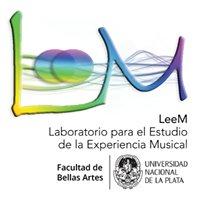 LEEM • Laboratorio para el Estudio de la Experiencia Musical // FBA - UNLP