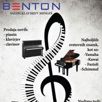 Salon klavirjev Benton