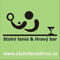 Stolní tenis a Hravý bar