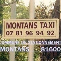 MONTANS TAXI