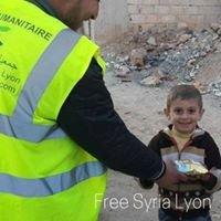 Free Syria Lyon
