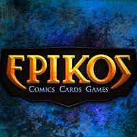 Epikos Comics, Cards, & Games - Hixson