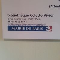Bibliothèque Colette Vivier