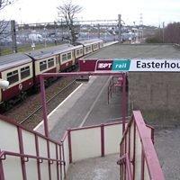 Easterhouse railway station