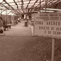 "Scavo archeologico preistorico ""Riparo Tagliente"""