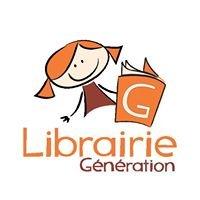 Librairie Génération