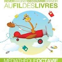 Médiathèque municipale Octavie - TOURY