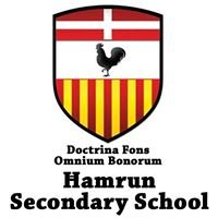 San Ġorġ Preca College, Ħamrun Secondary School