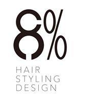 8% Hair Styling Design
