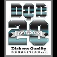 Dickens Quality Demolition