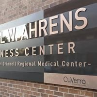 Paul W Ahrens Fitness Center in Downtown Grinnell