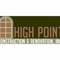High Point Construction & Renovation