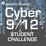 Cyber 9/12 Student Challenge