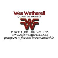 Wes Wetherell Quarter Horses