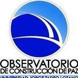 Observatorio de Construcción de Paz. Universidad Jorge Tadeo Lozano