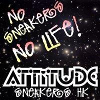 Attitude Sneakers HK