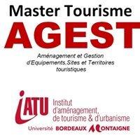 Master AGEST Bordeaux
