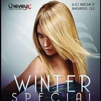 Cheveux Stylists and Make-Up