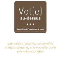 Restaurant Vole au Dessus par l'atelier Horeca d'Article 23 asbl