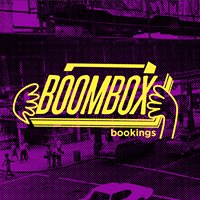 Boombox Bookings