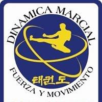 DINAMICA MARCIAL DE TAE KWON DO - TLÁHUAC