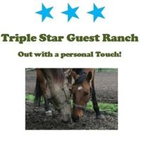 Triple Star Guest Ranch Stavern