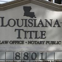 Louisiana Title Services, Inc - Title Insurance Agency
