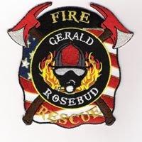 Gerald - Rosebud Firefighters Association