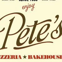 Pete's Pizzeria And Bakehouse