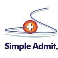 Simple Admit Management