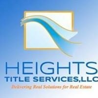 Heights Title Services, LLC