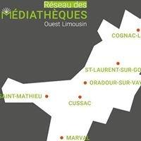 Médiathèques Ouest Limousin