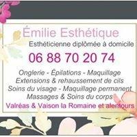 Émilie Esthétique, Esthéticienne à domicile