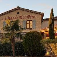 Le Mas de Mon Père  (hôtel - restaurant d'Ardèche).