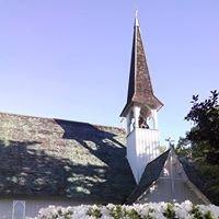 Christ Episcopal Church, West River