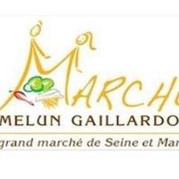 Marché Melun Gaillardon