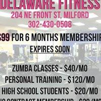Delaware Fitness