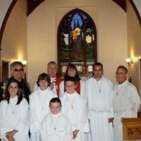 Christ Episcopal Church Pearisburg, Virginia